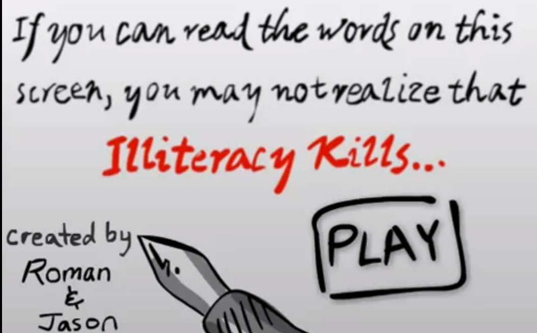 World literacy quotes